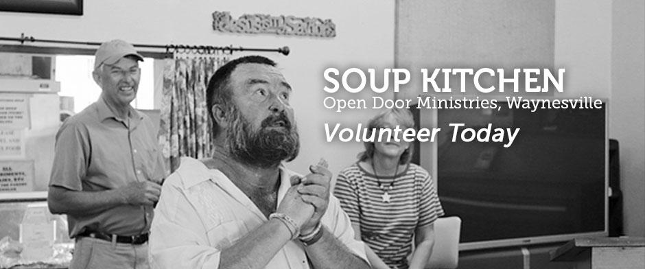 Is The Open Door Kitchen In Waynesville Open On Sunday