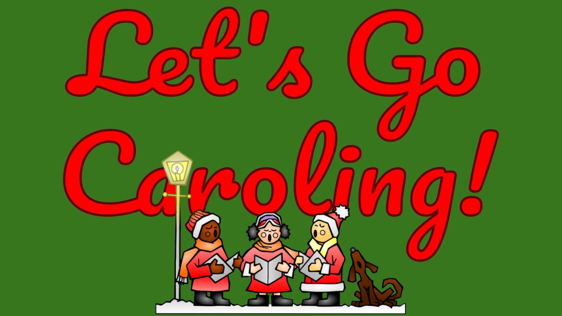 Christmas Caroling Images.Christmas Caroling High Street Baptist Church Canton North Carolina